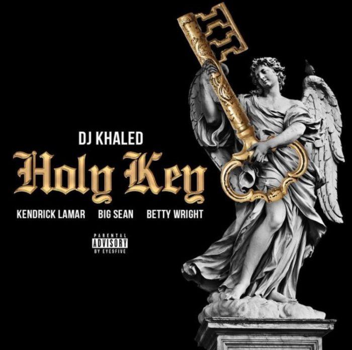 DJ Khaled recluta a Kendrick Lamar y Big Sean para 'Holy Key'