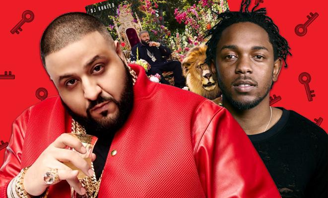 DJ Khaled asegura que el plato fuerte de 'Major Key' será Kendrick Lamar