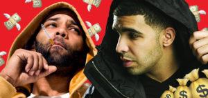 Joe Budden asegura que Drake le ha apostado 10.000$ a que no podrá lanzar 25 temas contra él