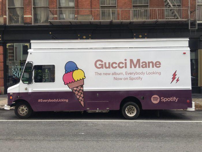 La historia de Gucci Mane y su camión de los helados