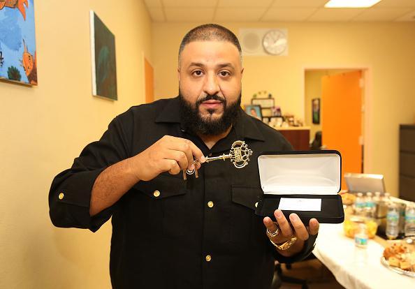 Dj Khaled desvela el tracklist de su próximo álbum 'Major Key'