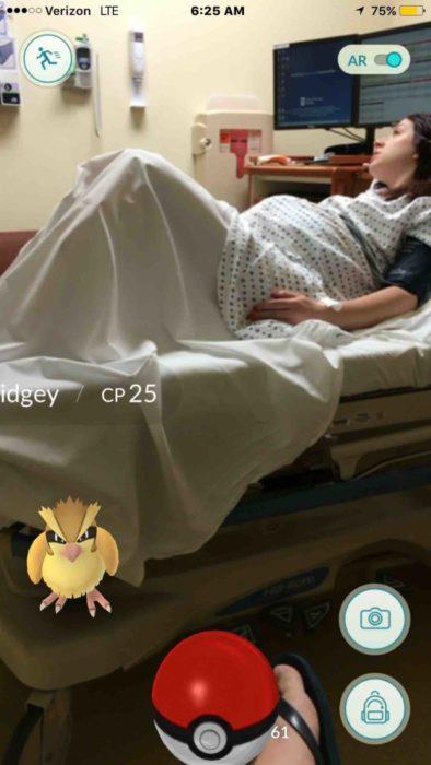 pokemon pregn 394x700 - ¡Pokémon GO ya está disponible en España para iOS y Android!