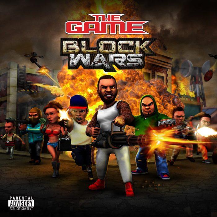 The Game lanza 'Block Wars', la banda sonora de su juego