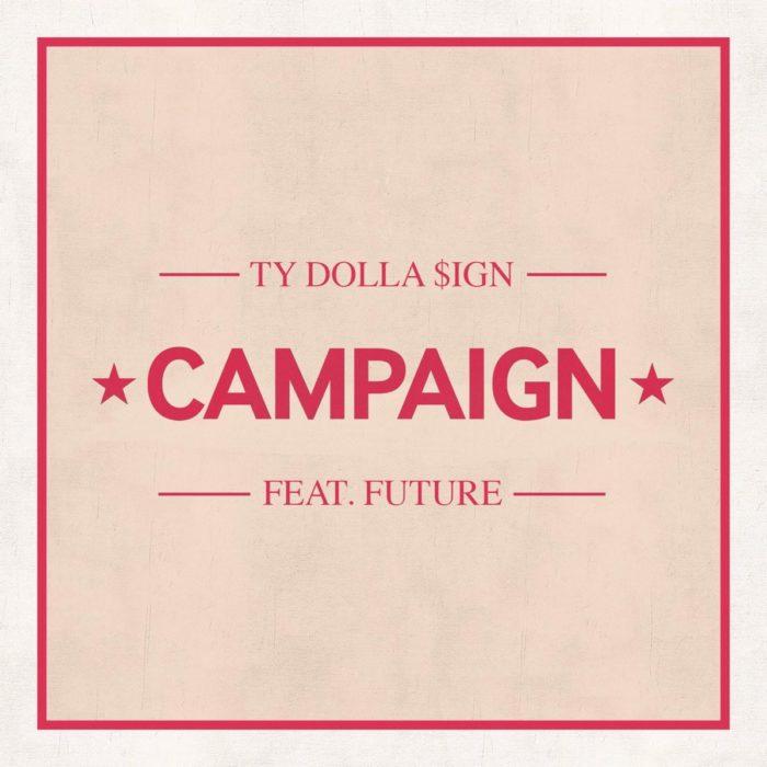 Ty Dolla $ign presenta 'Campaign' junto a Future
