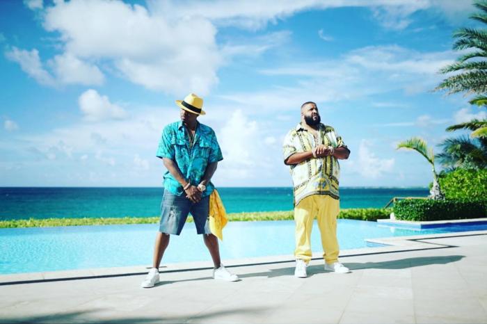 Nas y DJ Khaled se van hasta Las Bahamas para grabar 'Nas Album Done'