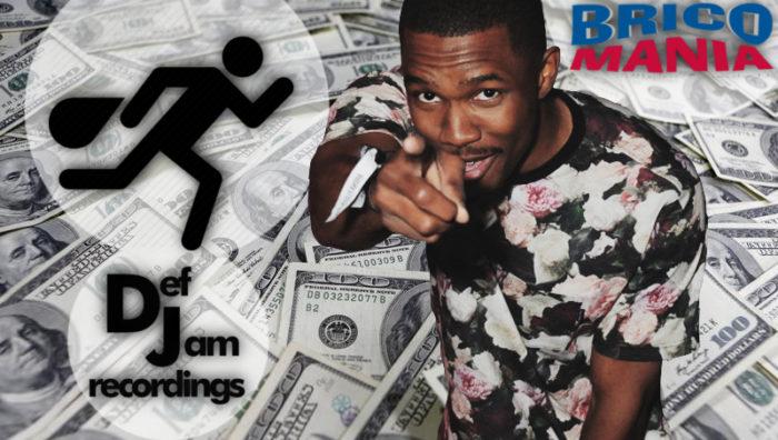 Frank Ocean te enseña a estafarle 3 millones de dólares a Def Jam