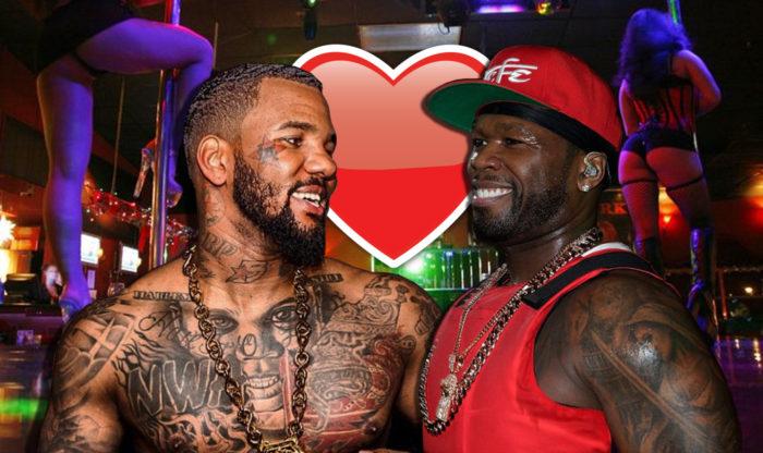 The Game y 50 Cent ponen fin a diez años de beef