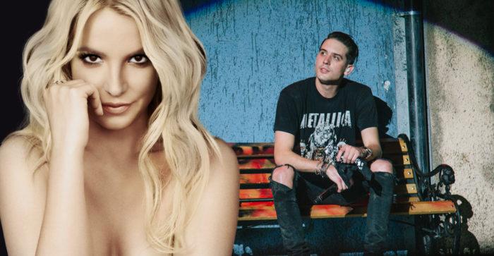 Britney Spears se olvida de G-Eazy en el vídeo de 'Make Me…'