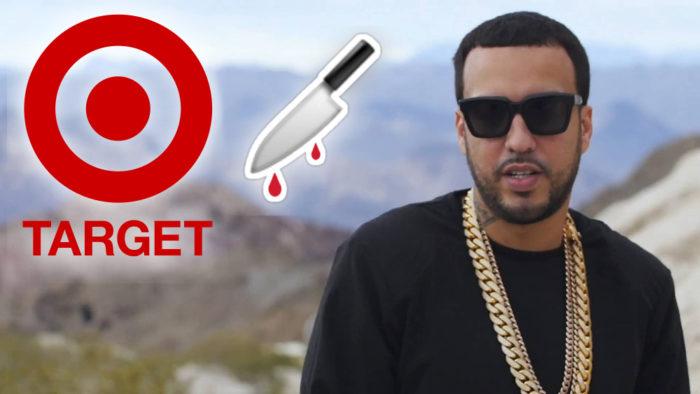 Target la lía con el nuevo disco de French Montana