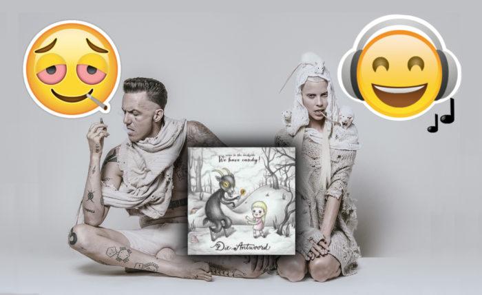 Die Antwoord se meten al negocio de la marihuana y traen nueva música
