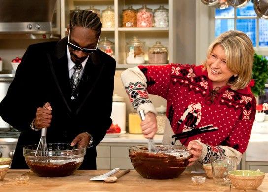 Snoop Dogg está preparando un nuevo programa de cocina