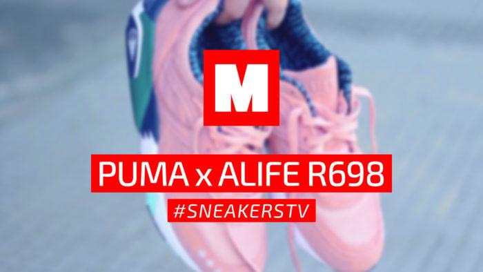 Analizamos las PUMA x ALIFE 'R698' en #SneakersTV