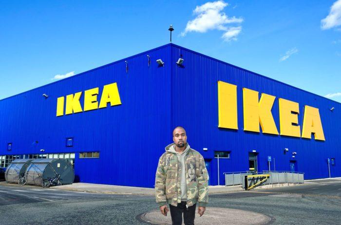 Así ha respondido IKEA a la propuesta de colaboración de Kanye West