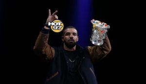 Drake tira beef a HOT 97 delante de todo el Madison Square Garden