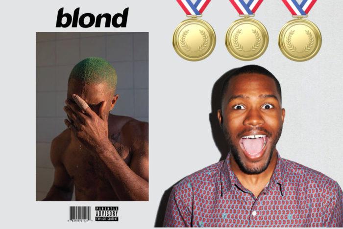 Frank Ocean apunta a lo más alto con su álbum 'Blonde'