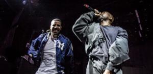 Kanye West anuncia que está preparando un trabajo con Drake