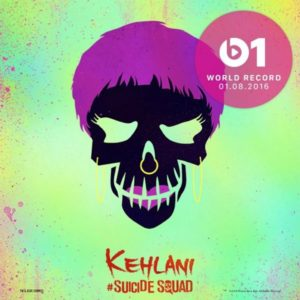 Kehlani se une a la banda sonora de Suicide Squad
