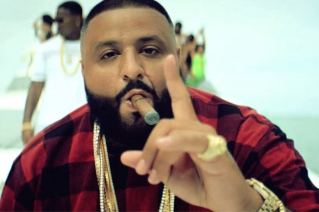 'Major Key' de DJ Khaled destrona del primer puesto a 'VIEWS' de Drake