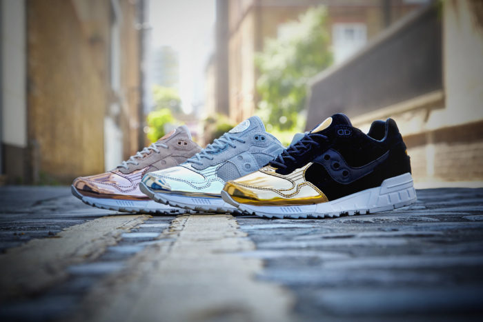 OFFSPRING y Saucony estrenan las 'Shadow 5000 Medal Pack'