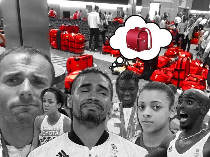 El equipo olímpico de Reino Unido envuelto en caos en el aeropuerto