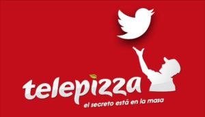 El community manager de Telepizza pierde la cabeza (y el corazón) en su último tweet