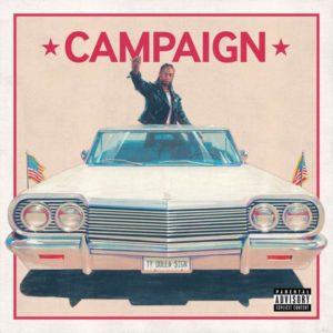 Ty Dolla $ign presenta el tercer single de 'Campaign' con 'Zaddy'