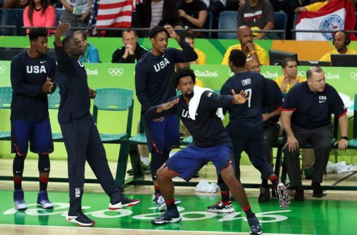 Unos grills de oro gratis para cada medallista estadounidense en Río 2016