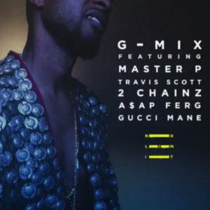 Usher recluta a Master P, Travi$ Scott, 2 Chainz, Gucci Mane y A$AP Ferg en el remix de 'No Limit'