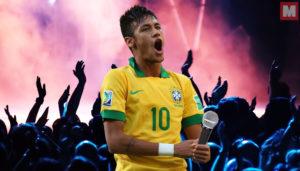 Neymar anuncia el inicio de su nueva carrera como músico
