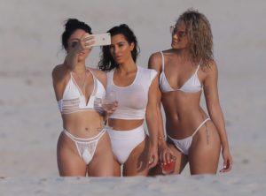 Kim Kardashian: 6.000 selfies en cuatro días