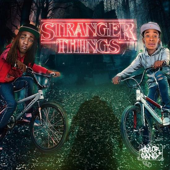 Wiz Khalifa rinde homenaje a 'Stranger Things' en su última canción