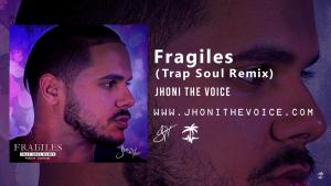 SushiKing se ha currado el remix de 'Frágiles' de Jhoni The Voice