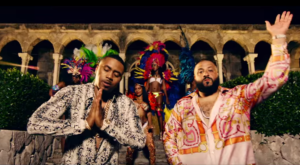 DJ Khaled y Nas traen el vídeo de 'Nas Album Done' desde Las Bahamas