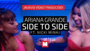 Traducimos 'Side to Side', el hit con el que Ariana Grande y Nicki Minaj rompen el gym