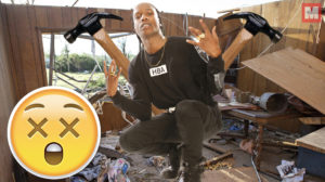 Denuncian a A$AP Rocky tras supuestamente destrozar su apartamento