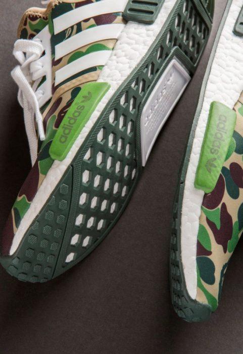 bape adidas nmd r1 details 02 550x800 481x700 - Por fin tenemos fecha de salida para las A Bathing Ape x Adidas Originals