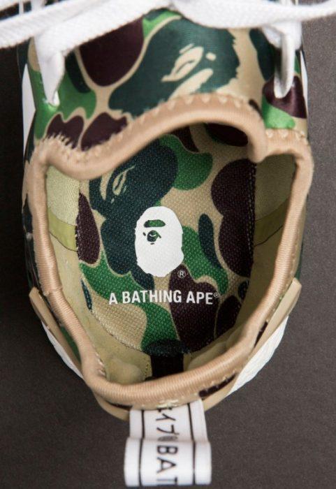 bape adidas nmd r1 details 03 550x800 481x700 - Por fin tenemos fecha de salida para las A Bathing Ape x Adidas Originals
