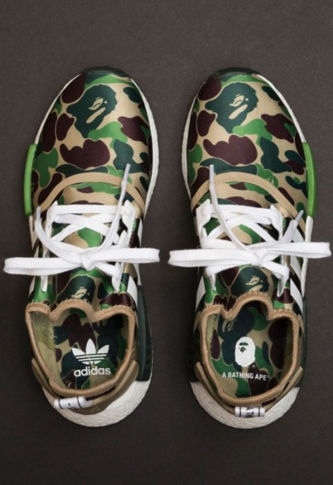 bape adidas nmd r1 details 04 550x800 481x700 - Por fin tenemos fecha de salida para las A Bathing Ape x Adidas Originals