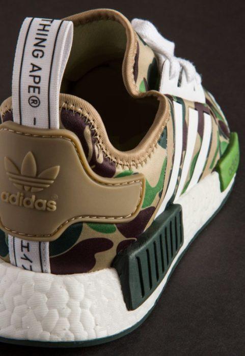 bape adidas nmd r1 details 06 550x800 481x700 - Por fin tenemos fecha de salida para las A Bathing Ape x Adidas Originals