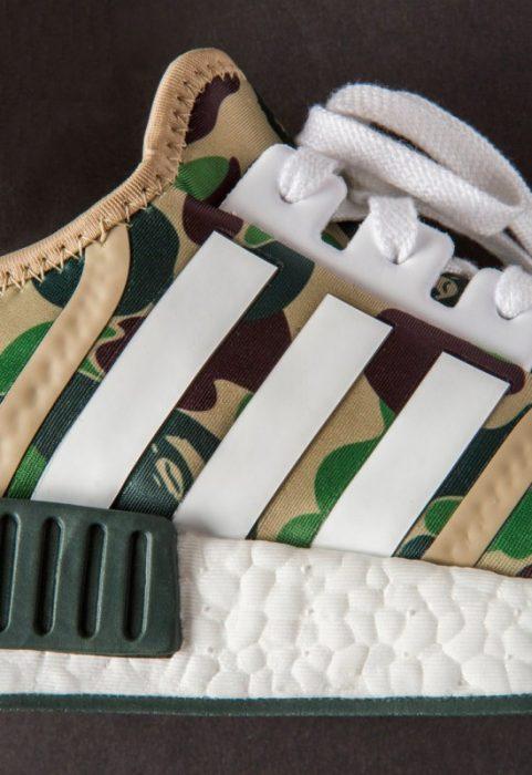 bape adidas nmd r1 details 07 550x800 481x700 - Por fin tenemos fecha de salida para las A Bathing Ape x Adidas Originals