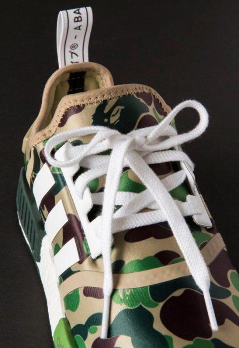 bape adidas nmd r1 details 08 550x800 481x700 - Por fin tenemos fecha de salida para las A Bathing Ape x Adidas Originals