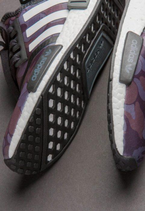 bape adidas nmd r1 details 11 550x800 481x700 - Por fin tenemos fecha de salida para las A Bathing Ape x Adidas Originals