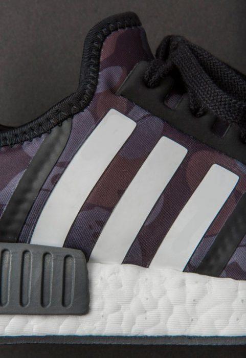 bape adidas nmd r1 details 16 550x800 481x700 - Por fin tenemos fecha de salida para las A Bathing Ape x Adidas Originals