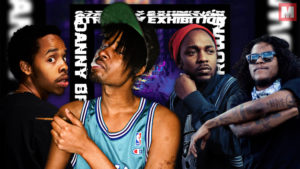 Danny Brown, Kendrick Lamar, Earl Sweatshirt y Ab-Soul se unen en 'Really Doe'