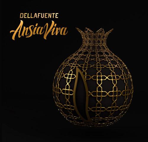 Ya está disponible el álbum 'Ansia Viva' de Dellafuente