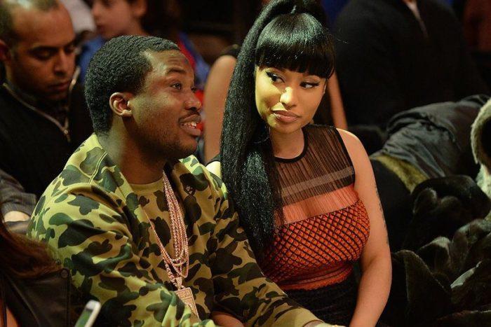 Meek Mill la lía en las redes con un posible embarazo de Nicki Minaj
