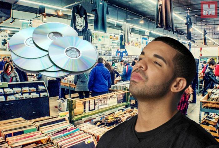 Drake confiesa estar trabajando en un nuevo proyecto