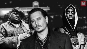 Johnny Depp investigará las muertes de Tupac y Biggie en su próxima película