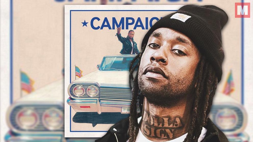 Ya está aquí 'Campaign', el nuevo álbum de Ty Dolla $ign