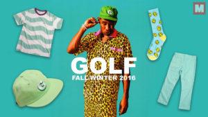 Ya está aquí la nueva colección otoño/invierno de Golf Wang